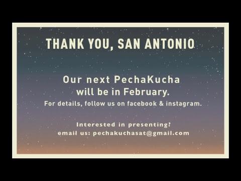 PechaKucha San Antonio