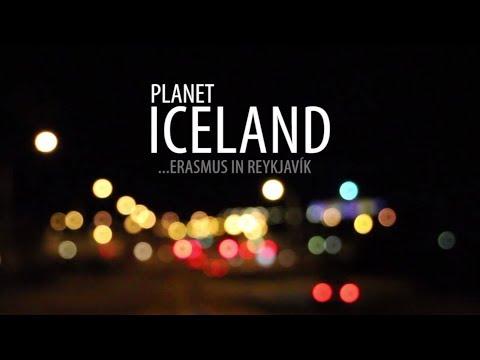 Planet Iceland - Erasmus in Reykjavík