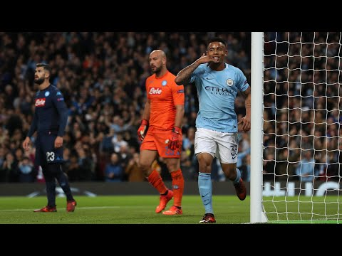 Manchester City: Guardiola on 'incredible performance' to beat Napoli