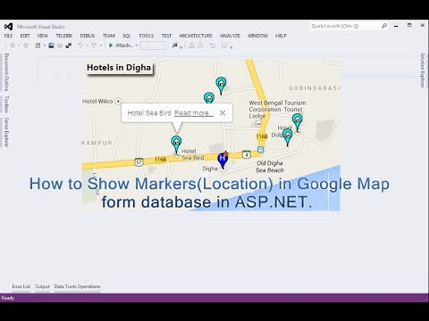 How to Show Markers(Location) in Google Map dynamically form database Google Map Database on google movie actors, google building, google data request, google design tools, google dreamweaver, google encyclopedia, google workbook, google loon, google search user, google server, google pagination, google cloud sql, google operating software, google web services, google integration, google xss, google computer vision, google add in, google slides, google computer storage,
