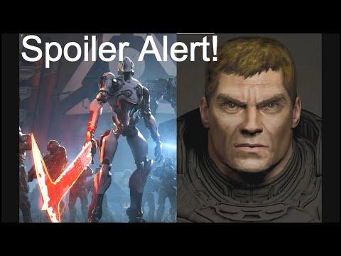 Doom Eternal Leaked Concept Arts Doom Slayer Face Samuel Hayden
