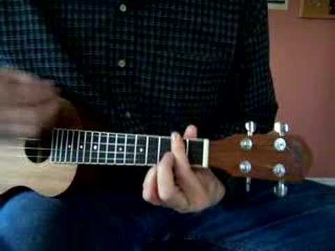 Ukulele Lesson Tiny Bubbles Key Of D Youtube