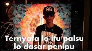 YOUNG LEX  Teman Palsu Ft Afrogie (Official Music Vidio)