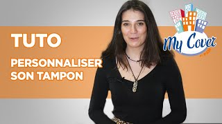 TUTO - Personnaliser son tampon (avec MyCover by PAM)   Saint-Gobain PAM