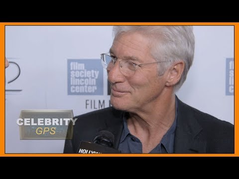 Richard Gere Is Married - Hollywood TV