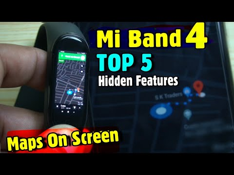 Mi Band 4 : Top 5 Hidden Features