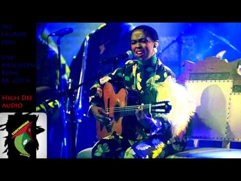 Lauryn Hill - Water - Live at Brooklyn Bowl 2016 - Hi Def Audio