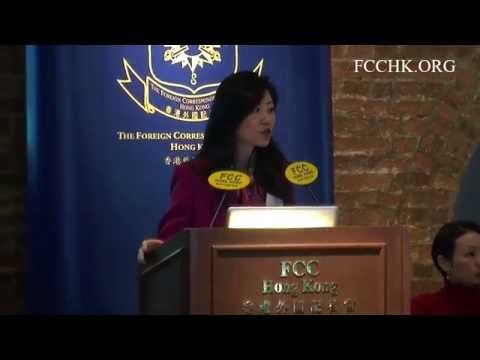 2015.3.2 - Jeannie Cho Lee (Topic: Wine Fraud and China's Wine Revolution)