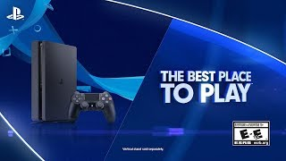 Best Place to Play Sports - 2018 Gameplay Trailer | PS4