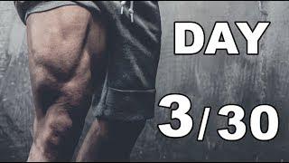 Day 3/30 Leg Workout (30 Days Leg Workout) Home Workout