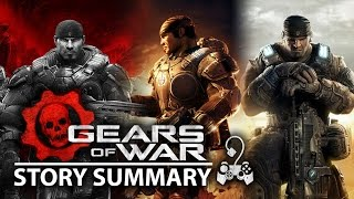 Gears of War - What You Need to Know! (Story Summary) (1-3)