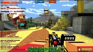 Pixel Gun World 2.3.0 - Staff Battle 1