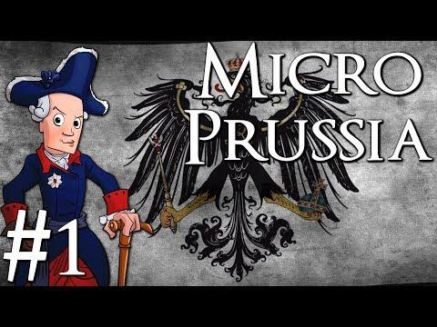 Europa Universalis 4 | Rule Britannia | Mirco-Prussia | Part 1