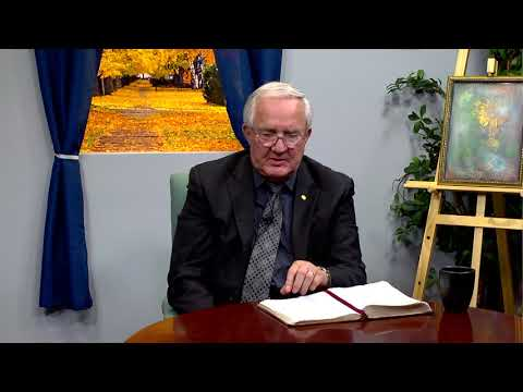 Keith Mosher - Romans - All Men Are Saved By Grace Through Faith