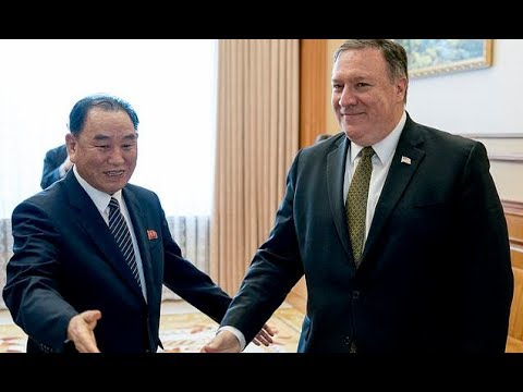 Pompeo meeting with North Korean envoy delayed - Daily News