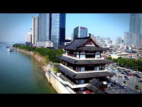 Du Fu jiang ge (Located in Changsha,Hunan)