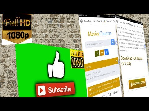 HOW TO DOWNLOAD 1080P MOVIES FROM MOVIES COUNTER