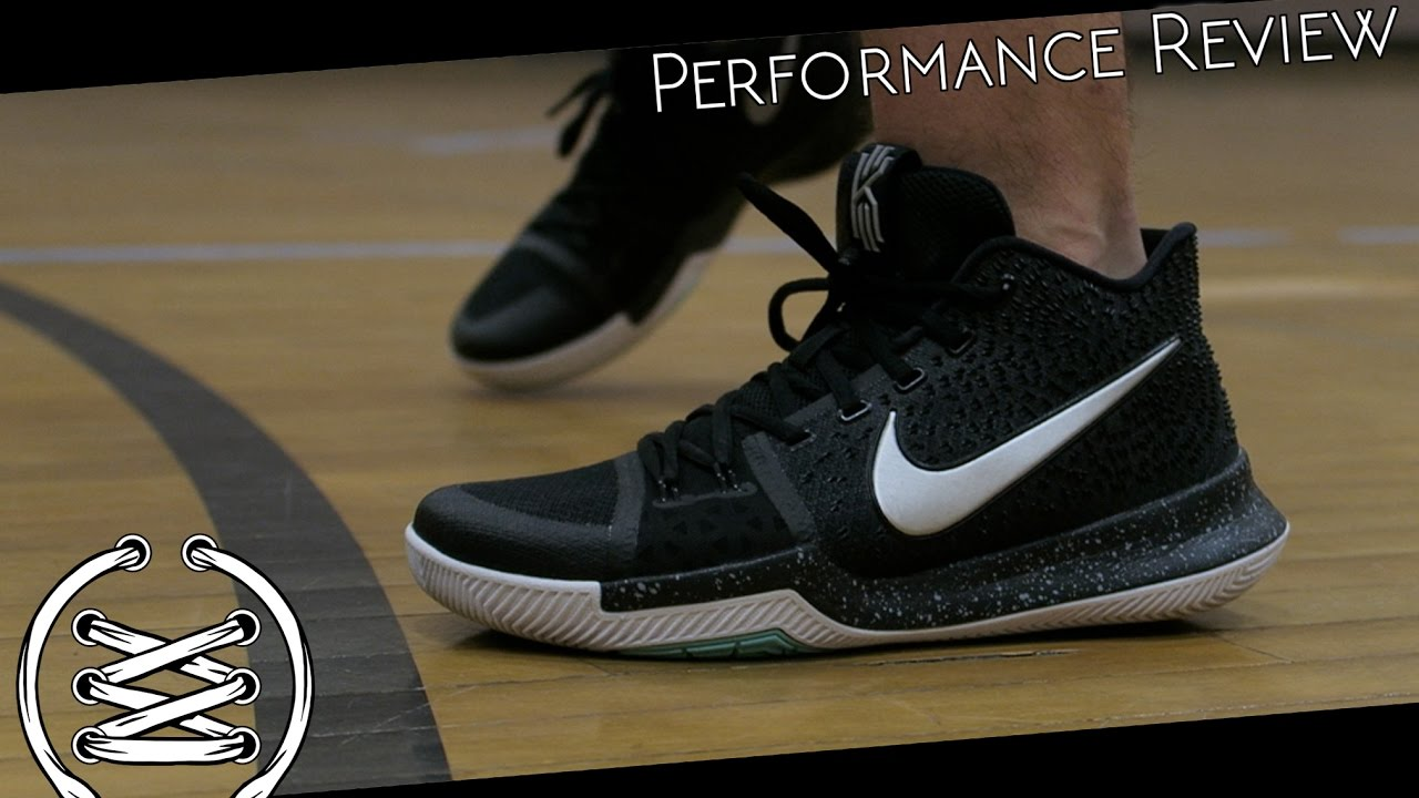 new products 33517 8e631 Nike Kyrie 3 Performance Review - WearTesters