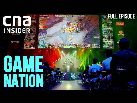 Game Nation: Step Into The World Of Professional eSports In Singapore | CNA Documentary thumbnail