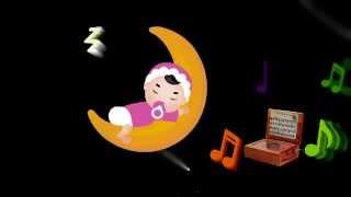 3 часа музыкальная шкатулка ♫ Колыбельная ♫ музыка перед сном ребёнка - время сна - эффектов Моцарта