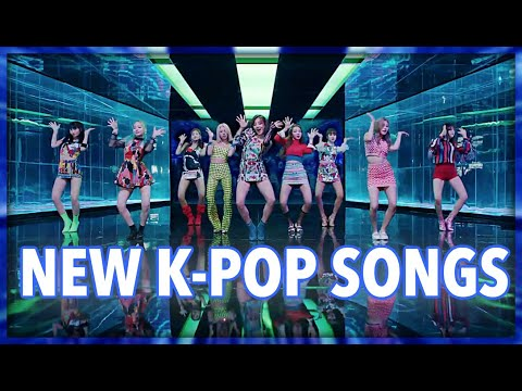 NEW K-POP SONGS  APRIL 2019 WEEK 4
