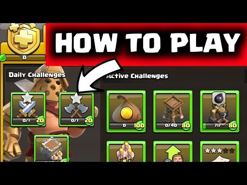 HOW TO PLAY SEASON CHALLENGE , GOLD PASS GUIDE ,Clash Of Clans India
