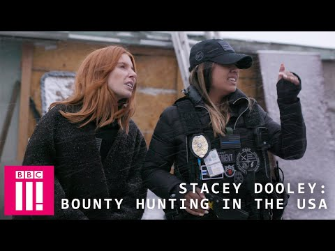Stacey Dooley Goes On A Bounty Hunt In The USA: Face To Face With Bounty Hunters
