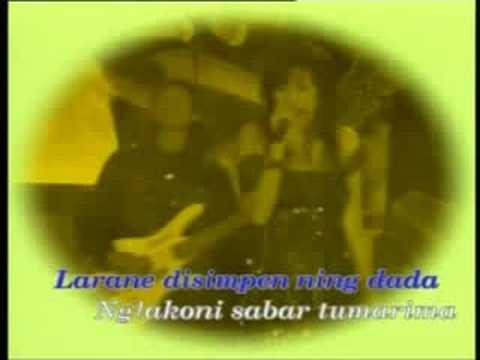 wong lanang lara ati(karaoke dewi kirana)