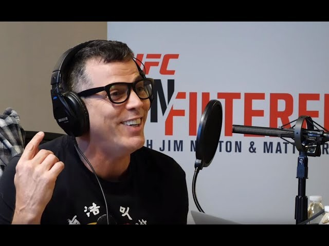 Steve-O in Studio, Corey Anderson   UFC Unfiltered 335