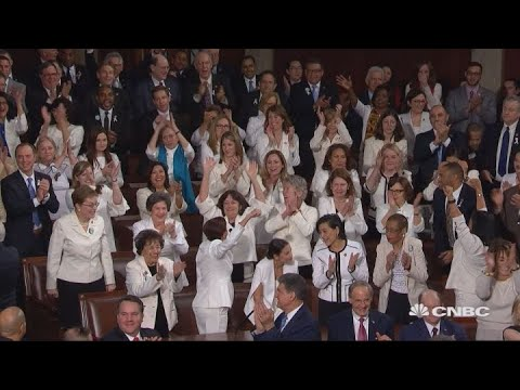 President Trump: We have more women serving in Congress than ever before