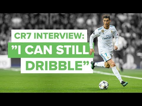 Cristiano Ronaldo: My playing style has changed | CR7 on his physique & dribbling