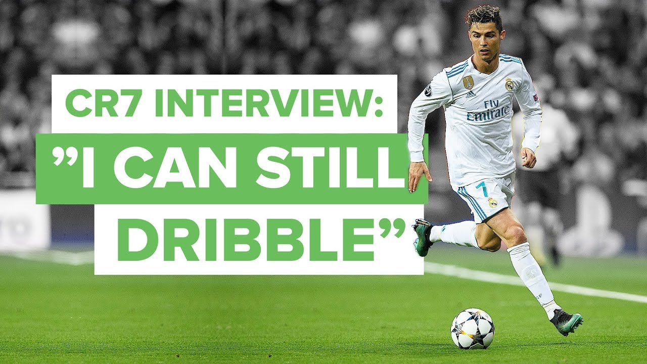 Cristiano Ronaldo My Playing Style Has Changed Cr7 On His Physique Dribbling Youtube
