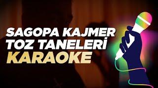 Sagopa Kajmer - Toz Taneleri  KARAOKE  SOZLER  LYRiCS  Resimi