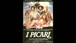 Enrico Montesano, Giancarlo Giannini e Lucio Dalla - I Picari