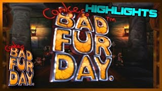 HIGHLIGHTS: Let's Play Conker's Bad Fur Day