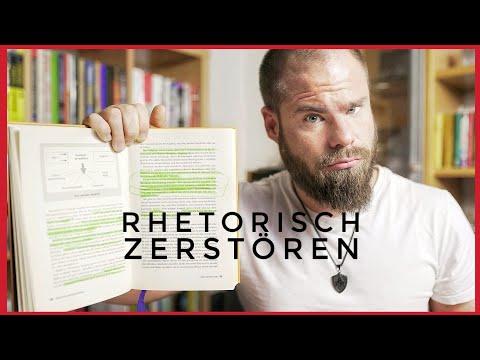 RHETORIK-HACK - SO Machst Du Rhetorisch Jeden Fertig!