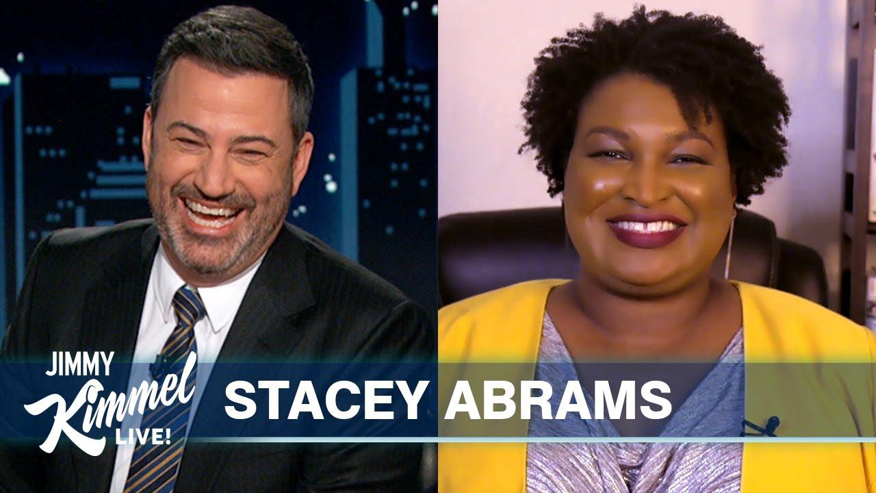Stacey Abrams on Trump Losing, Senate Runoff in Georgia & Supernatural Reunion