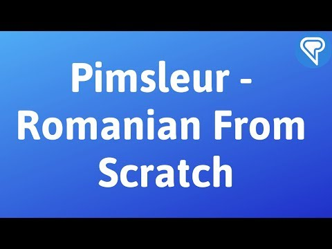 Pimsleur Review, Learning Romanian from Scratch | The Linguist