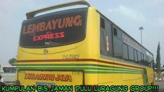 Apakah masih ingat dengan bus LURAGUNG jadul ini???