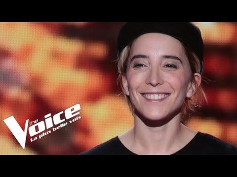Marc Lavoine – Les yeux revolver | Gustine | The Voice France 2020 | Blind Audition