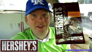 Reed Reviews Hershey's Milk Chocolate Caramels