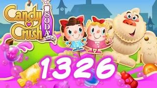 Candy Crush Soda Saga Level 1326
