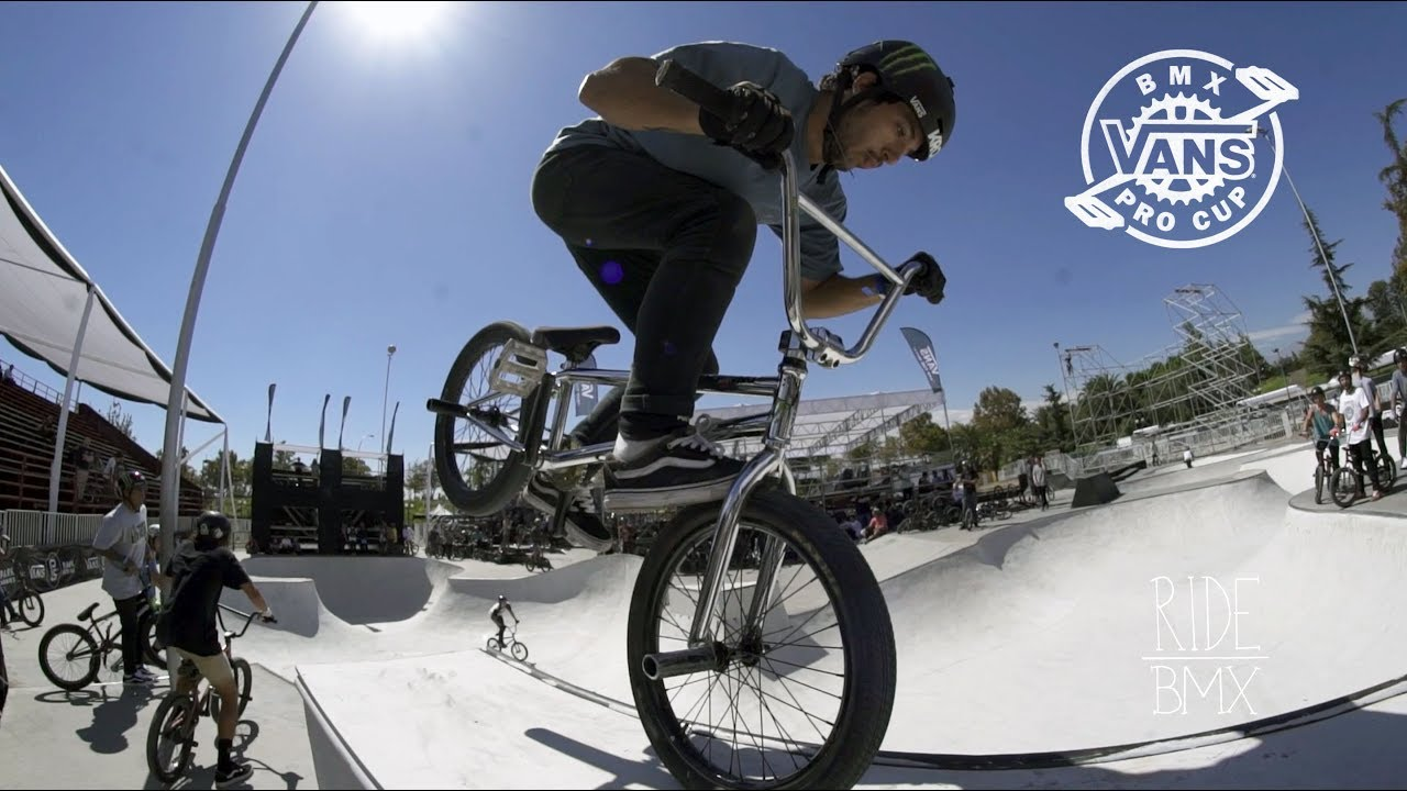 7ecfa2db5676b4 VANS BMX PRO CUP CHILE - QUALIFYING (RAW CLIPS   BEHIND THE SCENES ...