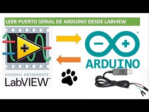 LEER DATOS DESDE EL PUERTO SERIAL Arduino - Labview, SIN UTILIZAR TOOLKIT