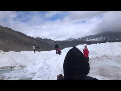 Athabasca Glacier Experience
