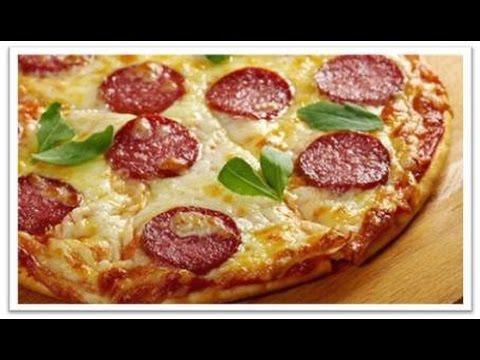 صورة  طريقة عمل البيتزا طريقة عمل بيتزا البيبروني طريقة عمل البيتزا من يوتيوب