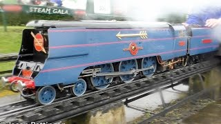 5 inch Gauge SR Merchant Navy Class 21C6 Peninsular & Oriental S. N. Co. - Live Steam Locomotive