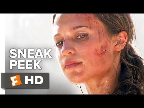 Tomb Raider Sneak Peek (2018) | Movieclips Trailers