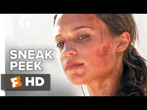 Tomb Raider Sneak Peek (2018) | Movies Trailer