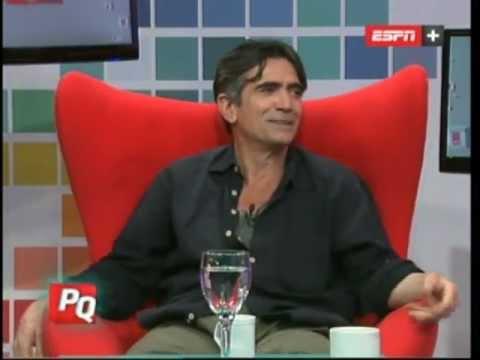 Pablo Cedron en Pura Quimica (06-03-2013)